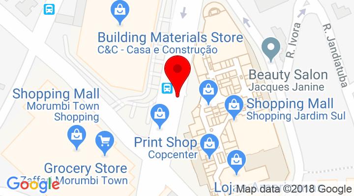 f3a3de204f Local Fitness - Centauro – Shopping Jardim Sul - Loja de Artigos ...